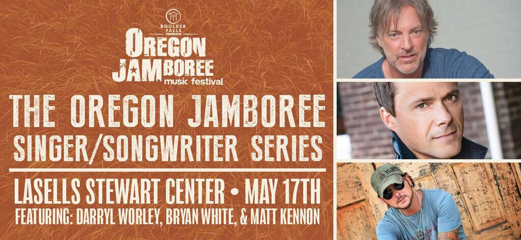Oregon Jamboree Singer/Songwriter Series | The LaSells Stewart ...