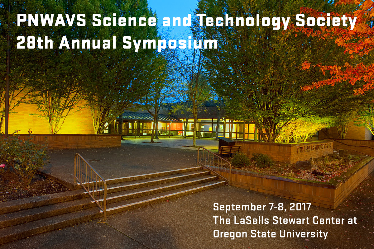 Pacific Northwest Avs Chapter Conference The Lasells