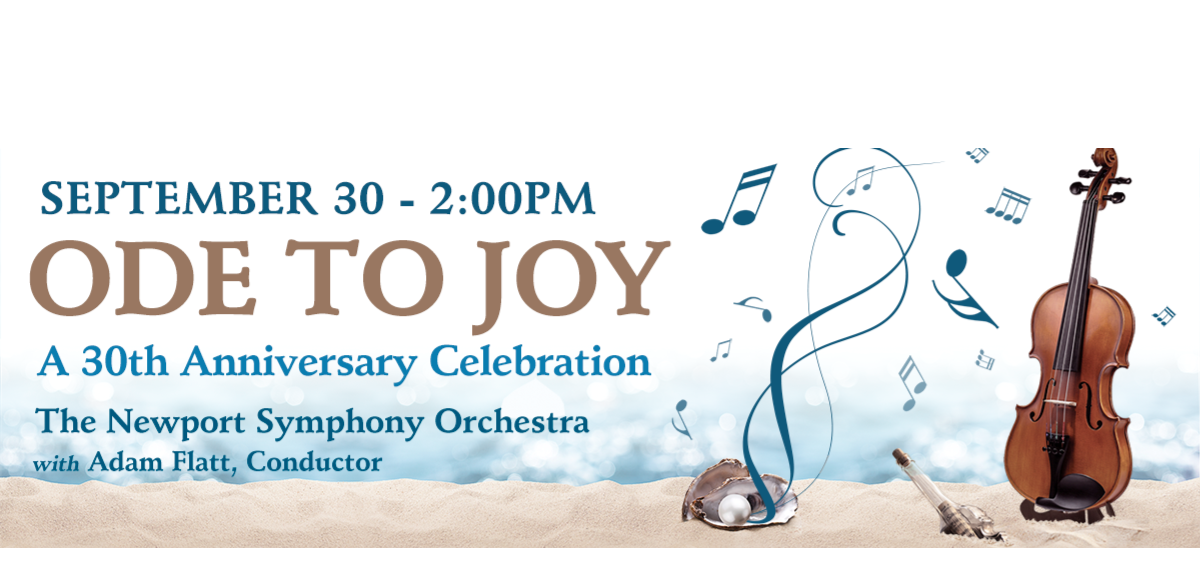 Newport Symphony Ode to Joy