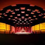 Panorama of Austin Auditorium