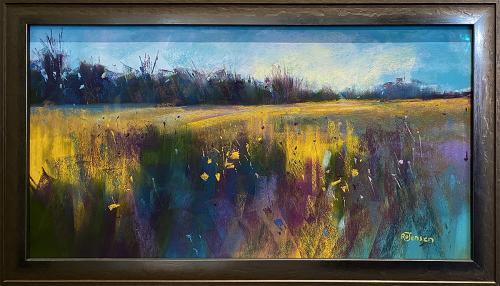 Randye Jensen, The Midas Touch, Pastel, $525