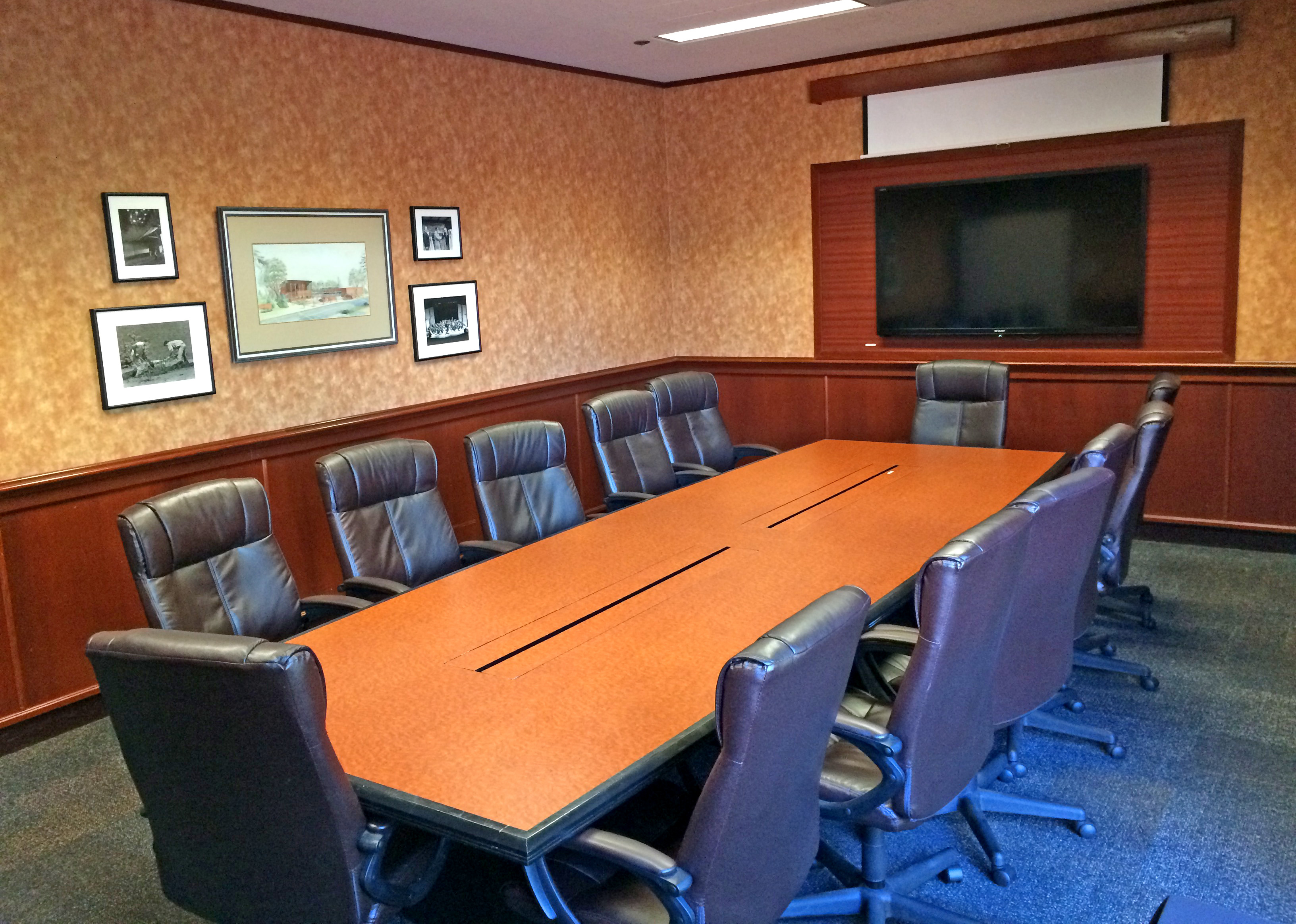 Weyerhaeuser Board Room